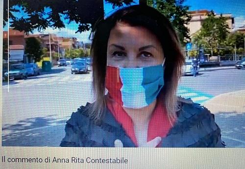 Il saluto di Anna Rita Contestabile per la festa del 2 giugno