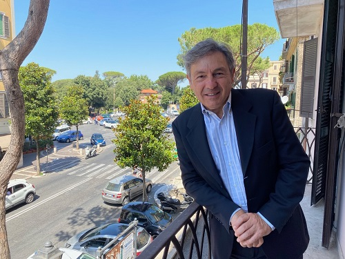 INTERVISTA A MATTEO ORCIUOLI CANDIDATO PER IL CENTRODESTRA AD ALBANO LAZIALE