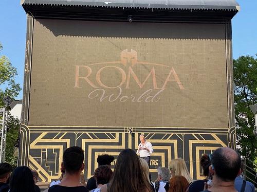 PARCO ANTICA ROMA – UNA NUOVA ATTRAZIONE PER I ROMANI ED I TURISTI ITALIANI E STRANIERI