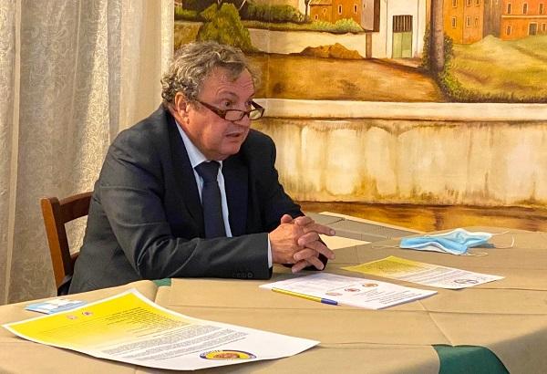 """ROCCA DI PAPA. ENRICO FONDI PRESENTA IL PROGRAMMA DELLA LISTA """"LA CASTAGNA"""""""